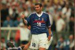 Maglia indossata da Zidane nella finale dei Mondiali 1998 venduta per oltre 100mila dollari