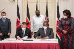 Accordo storico Gruppo San Donato-Ministero della Salute del Kenya