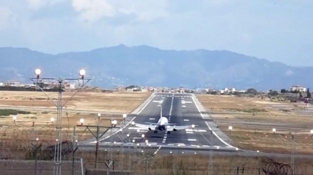 aeroporto, limitazioni, reggio calabria, Reggio, Cronaca
