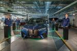 Al via produzione BMW iX nello stabilimento di Dingolfing