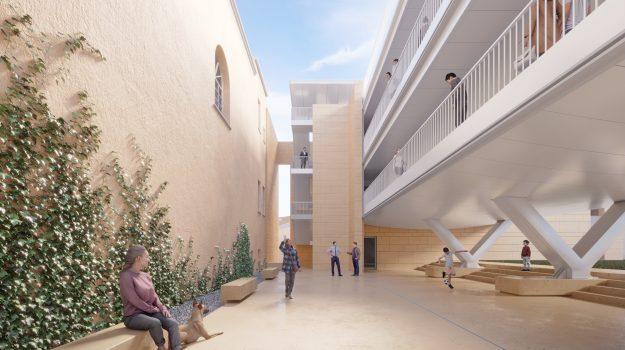 Catanzaro, riqualificazione dell'ex scuola Maddalena: lavori da quasi 2 milioni di euro
