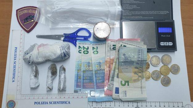 droga arresti, taurianova, Reggio, Cronaca