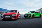 Audi RS 3, al via gli ordini dell'iconica sportiva