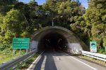 A20 Messina-Palermo, nuove indagini alle gallerie. Interruzioni e tratti chiusi