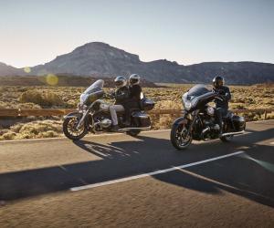 BMW Motorrad, Nuova R 18 Transcontinental e R 18 B