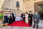 Messina ricorda Boris Giuliano: targa e corona d'alloro sulla lapide della vittima di mafia