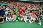 Euro 2020, Danimarca in semifinale con dedica ad Eriksen. Rep. Ceca battuta 1-2