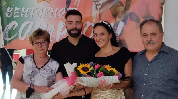 campioni italiani, danza sportiva, rovito, Cosenza, Società