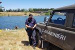 Sila, controlli su lago Cecita, sanzionati pescatori privi di licenza