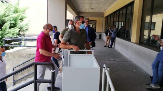 catanzaro, perquisizione ros, tribunale, Giuseppe Valea, Catanzaro, Cronaca