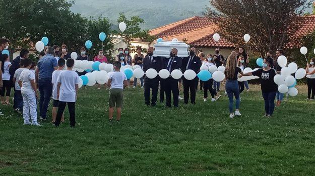 chiaravalle centrale, funerali, Antonio Azzarito, Catanzaro, Cronaca