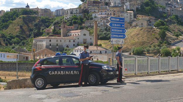118, carabinieri, corigliano-rossano, cosenza, Cosenza, Cronaca