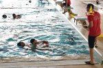 """Lamezia, concluso il corso """"Salvamento a Nuoto"""" dei vigili del fuoco"""