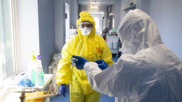 4 medici positivi, coronavirus, ospedale cervello palermo, Sicilia, Cronaca