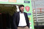 Roberto Goretti, direttore sportivo del Cosenza
