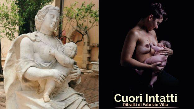cuori intatti, messina, MuMe, museo regionale, Fabrizio Villa, Messina, Società