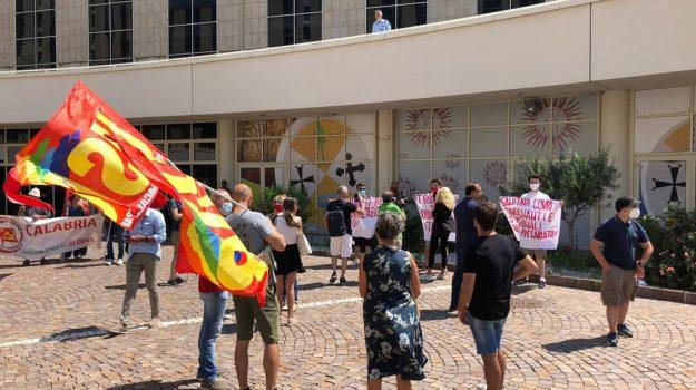 cobas, orsa, sciopero sindacati, usb, Calabria, Cronaca