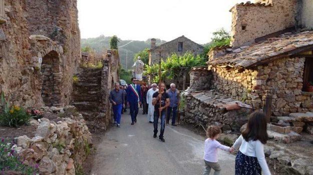 Una panoramica di Diamante, una delle due città calabresi candidate a Capitale Italiana della Cultura 2024