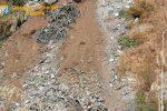 I rifiuti speciali vicino ai terreni coltivati: altro sequestro a Castelmola - VIDEO