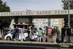 """Il Gemelli policlinico dei Papi, """"il terzo Vaticano"""" - FOTO"""
