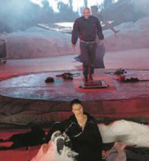 Con Eschilo riparte la stagione dell'Inda al teatro greco di Siracusa