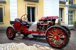 Fiat 130 HP ospite d'onore Concours d'Elègance Trofeo Salvarola Terme