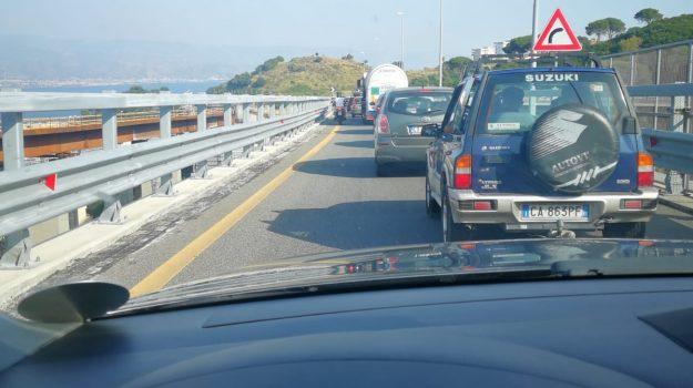 incidente stradale, Messina, Cronaca