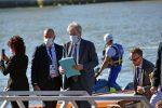 """G20a Venezia, Gentiloni: """"Accordo storico su riforma fisco globale"""""""