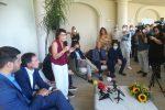 """Regionali, Bruni: """"Sfida difficile ma ridaremo speranza ai calabresi"""""""