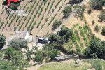 Graniti, pastore settantenne si perde nel bosco. Ritrovato dai carabinieri in una scarpata