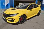 Honda Civic Type R Limited Edition, la pista è il suo regno