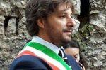 Il sindaco di Cerisano Lucio Di Gioia