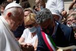 "Fuscaldo, il sindaco Ramundo incontra Papa Francesco: ""Esperienza unica"""