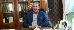 Il sindaco di Crotone, Vincenzo Voce