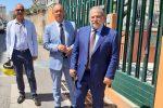 """Messina, avvocati e magistrati al carcere di Gazzi: """"Sistema virtuoso, unico nodo la sanità"""""""