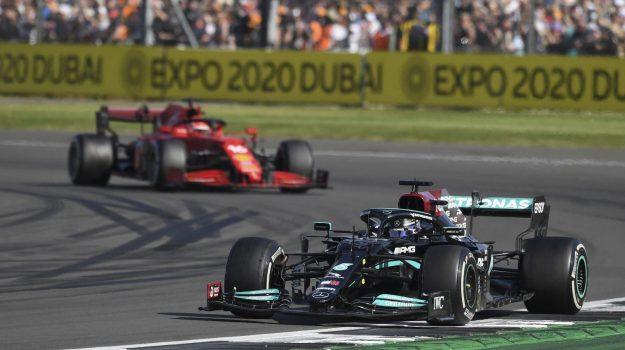 ferrari, formula 1, Charles Leclerc, Lewis Hamilton, Sicilia, Sport