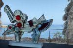 Inaugurata a Isola Bella e Naxos la mostra dello scultore Umberto Mastroianni - VIDEO