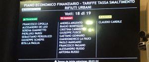 Il Consiglio comunale di Messina boccia la delibera Tari. Ripristinate le tariffe dello scorso anno