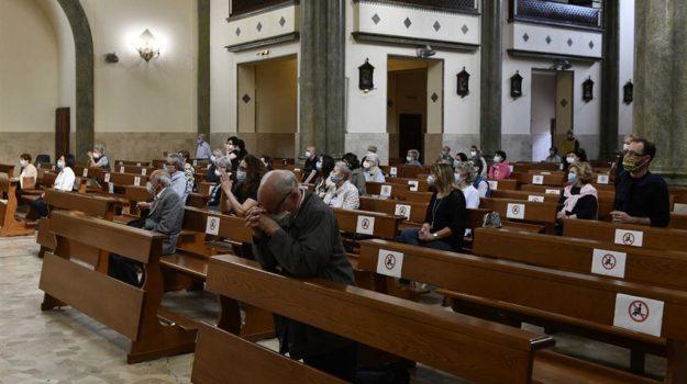 cerimonie religiose, covid, green pass, Sicilia, Cronaca