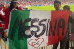 """Ersilia Calabrò e lo Stretto nel mare di Wembley. """"Messina c'è"""" nelle mani di Jorginho"""