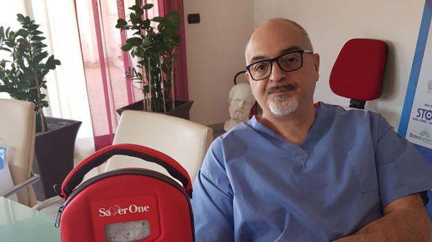 calabria, defibrillatori, sanità, Massimo Misiti, Calabria, Società