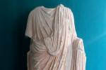 Il Togato di Caronia. Ancorchè parziale, è una delle statue più affascinanti