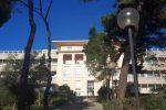 L'ospedale Binaghi di Cagliari