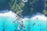 La spiaggia Michelino di Parghelia