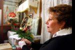 """Addio alla signora Pina, morta la """"veggente"""" di Giampilieri. Quella Madonna che lacrima sangue"""