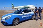 Lamezia provano a imbarcarsi su un volo dopo aver falsificato il test Covid, due indagati