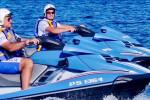 Controlli a Taormina e Giardini: quattro persone sanzionate alla guida di moto d'acqua