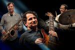 l sassofonista Chris Potter, il bassista John Patitucci e il batterista Brian Blade