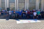 Milazzo, indotto dell'area industriale: c'è tensione tra i lavoratori. Stamattina lo sciopero