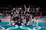 Olimpiadi Tokyo 2020, tris dell'Itavolley femminile. Argentina piegata 3-0